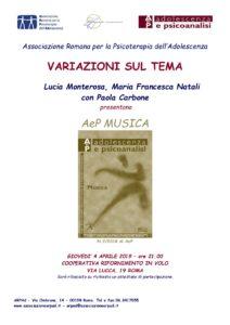 LOCANDINA MUSICA 4 Aprile 2019