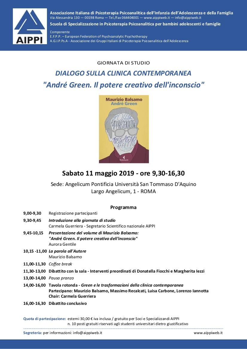 Locandina-11 maggio 19_GREEN
